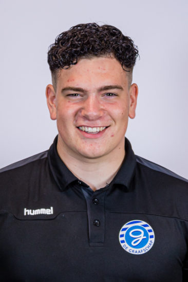 Lucas Ekers - Assistent trainer O12