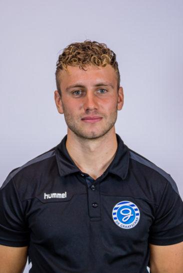 Mathijs de Waard - Trainer O15 / O14
