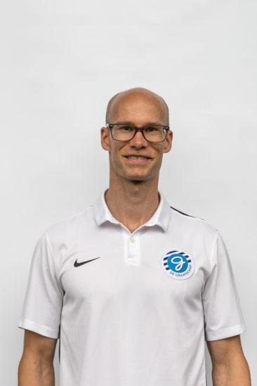 Martijn Damen - Sportfysiotherapeut
