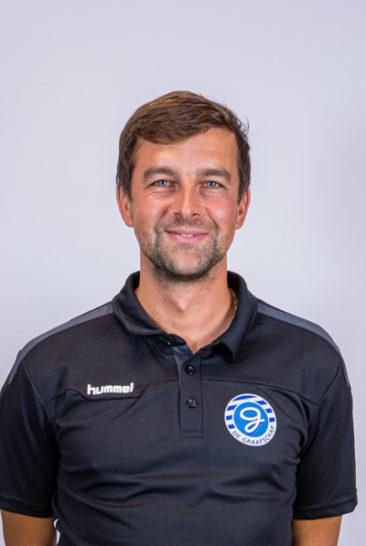 Milenko Visser - Techniektrainer