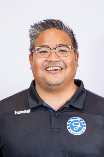 Nahrenjo Pelgrim - Assistent trainer / Teammanager O15
