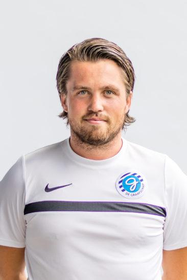 Wouter Stronks - Trainer O12 / Coördinator Talentenplan