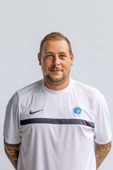 Roy Kusters - Teammanager O14