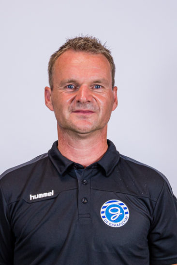 Roy Ebbers - Assistent trainer O16