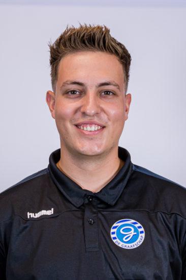 Sjoerd Voerman - Assistent-trainer O11