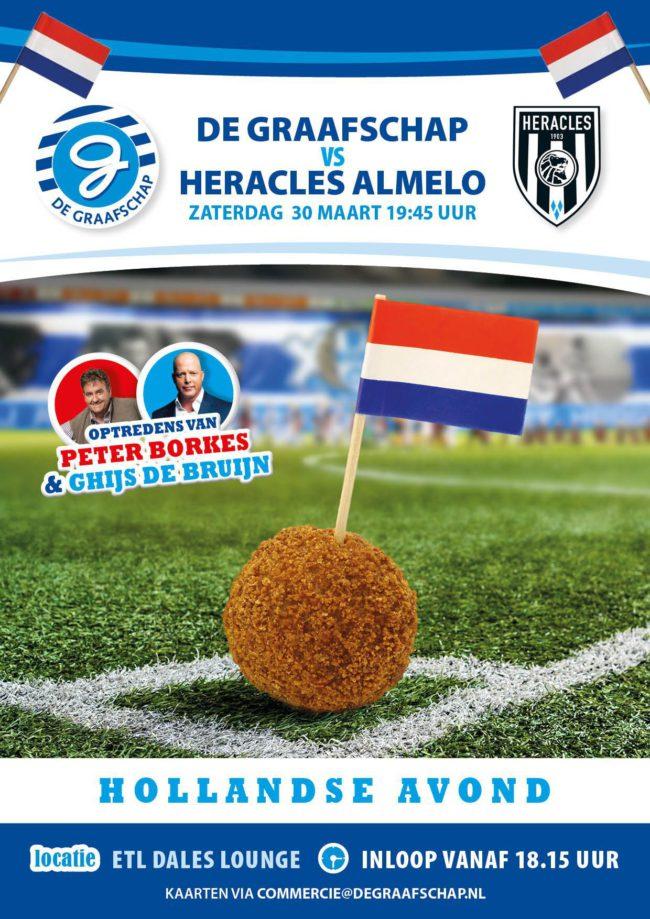 De Graafschap - Heracles Almelo