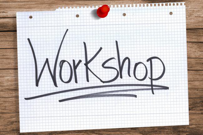 Workshop Hour georganiseerd door Dock35