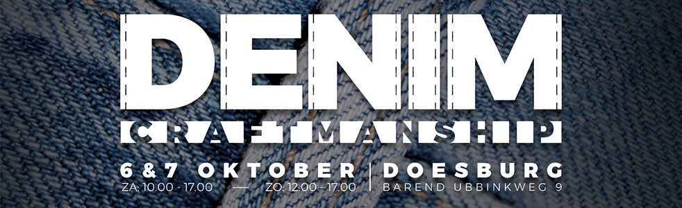 Denim Craftsmanship in Doesburg