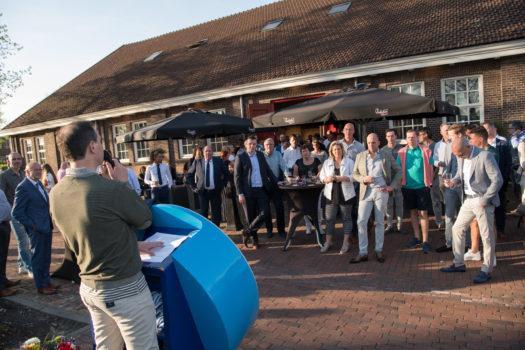 Een zonnig en stralend Business Club event bij Only for Men in Doesburg