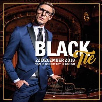 Black Tie bij Only for Men