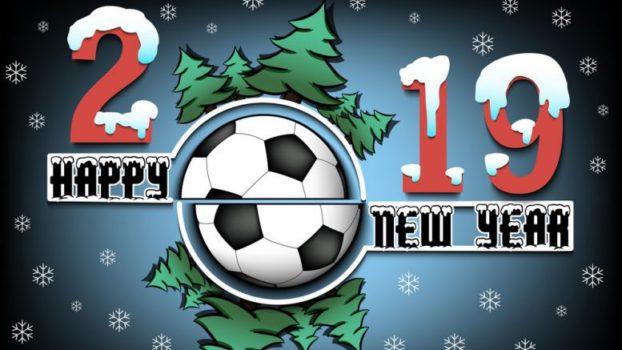 Wij wensen u een gezond, gelukkig én sportief 2019!