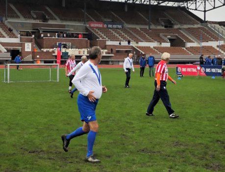 De Graafschap OldStars aanwezig op Eredivisie OldStars Toernooi