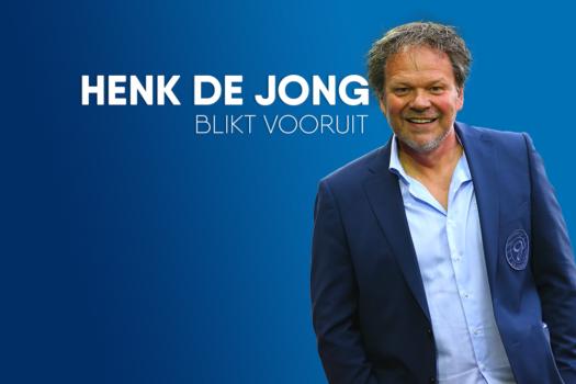 Henk de Jong blikt vooruit op Almere City FC - De Graafschap