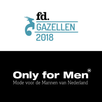 Only for Men winnaar van de FD Gazellen 2018!