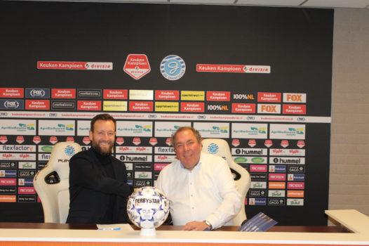 Aias nieuwe 'official sponsor' De Graafschap