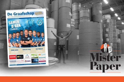 MDH Uitgeverij opent MisterPaper: op (kranten)papier een zeer sterke speler