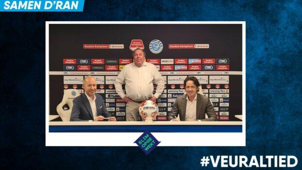 Slim Opgewekt uit Arnhem treedt toe tot de Business Club van De Graafschap!