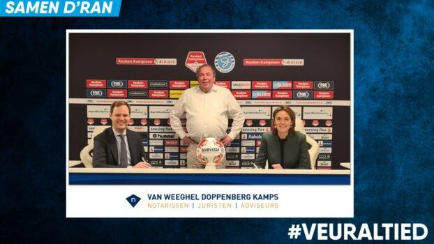 Van Weeghel Doppenberg Kamps Notarissen heeft het contract verlengd!