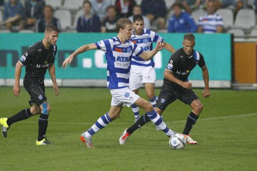 De Graafschap verliest op De Vijverberg van PEC Zwolle