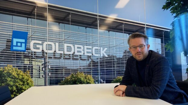 Maak kennis met: Vincent Vierwind van GOLDBECK Nederland