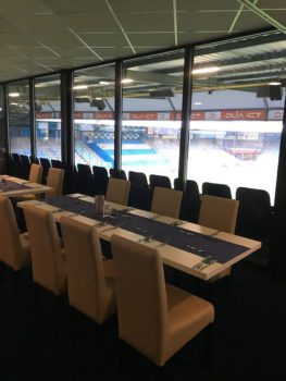 Menu pre-match diner De Graafschap - Excelsior