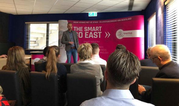 SmartHub Talentenpodium tijdens De Graafschap - FC Utrecht