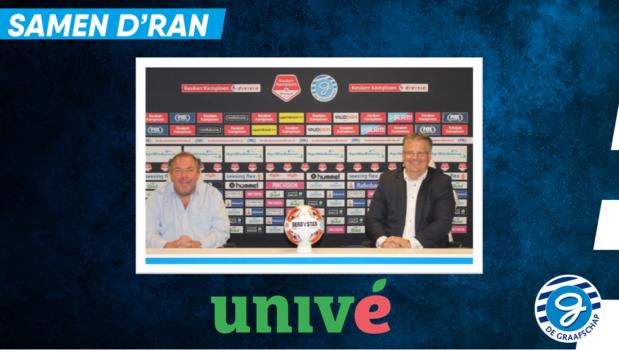 Univé Oost heeft het partnership met De Graafschap verlengd!